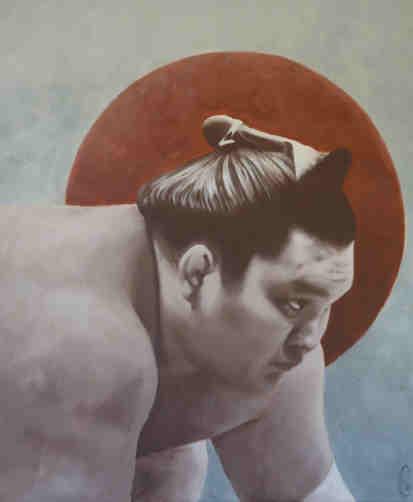 Peinture de Christophe Ourdouillie